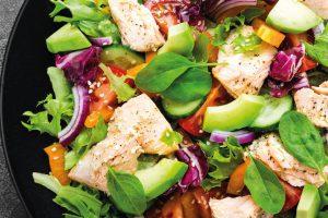 Restaurant-De-Sallandse-Berg-Salade-Lunch-1