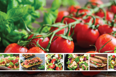 All-Inclusive-Salade-Vegetarisch